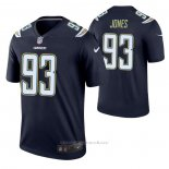 Camiseta NFL Legend Los Angeles Chargers Justin Jones Azul