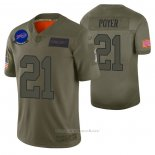 Camiseta NFL Limited Buffalo Bills Jordan Poyer 2019 Salute To Service Verde