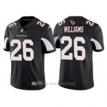 Camiseta NFL Limited Hombre Arizona Cardinals Brandon Williams Negro Vapor Untouchable