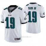 Camiseta NFL Limited Hombre Philadelphia Eagles Golden Tate Blanco Vapor Untouchable