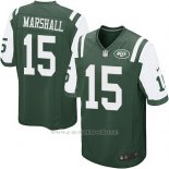 Camiseta New York Jets Marshall Verde Nike Game NFL Nino