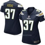 Camiseta San Diego Chargers Addae Negro Nike Game NFL Mujer