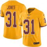 Camiseta Washington Redskins Jones Amarillo Nike Legend NFL Hombre