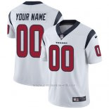 Camisetas NFL Nino Houston Texans Personalizada Blanco